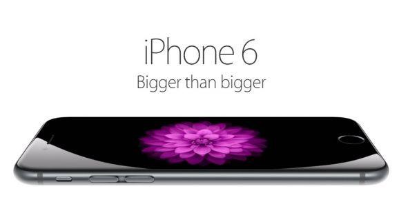 Chegada do iPhone 6