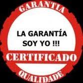 La garantía soy Yo!