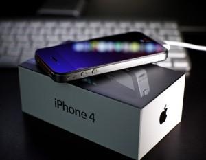 iPhone 4 - Sobre a Caixinha