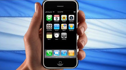 iPhone na Argentina