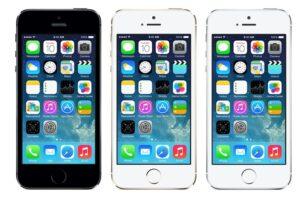 novo iphone 5s preto dourado branco